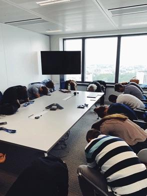 atelier do in en salle de réunion