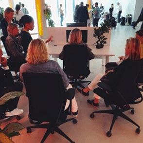 Atelier posture et ergonomie du poste de travail