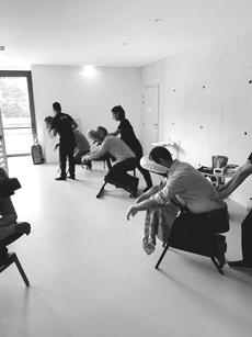 Massage assis - bien-être & santé - Okasio