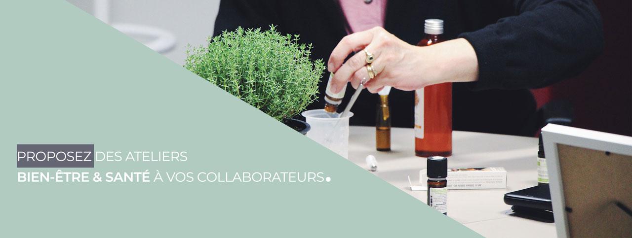 Proposez des atelier Bien-être & Santé à vos collaborateurs - Okasio